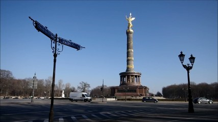 Berlin Siegessäule vid 01