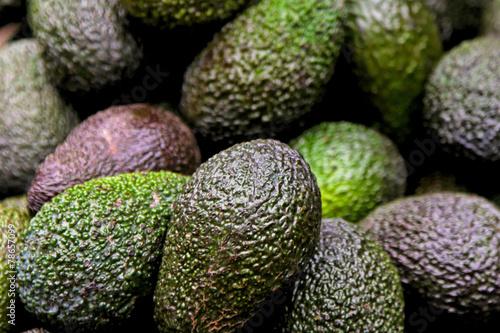 In de dag Boodschappen Avocados