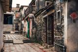 old chinese city dapeng - 78658224