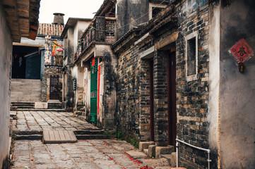 old chinese city dapeng