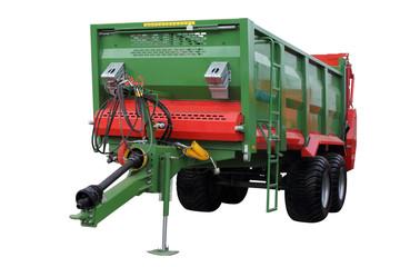Modern tractor trailer