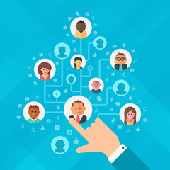 Building Social Media Audience