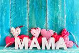 Mama Muttertagskarte