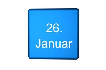 26. Januar