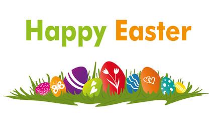 Happy Easter - Vektor