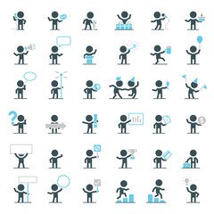 Vector Characters in Different Situations