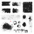 Grunge Design Elements - 78662051