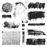 Grunge Design Elements - 78662012