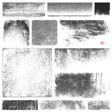 Dirty Vector Textures - 78662404