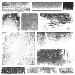 Dirty Vector Textures