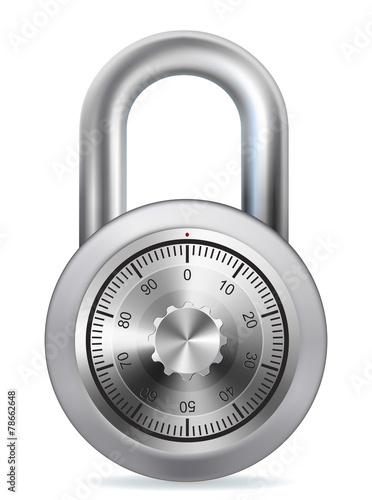 Combination Lock - 78662648