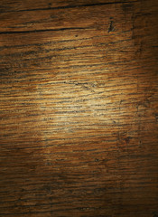 Old grunge dark textured wood background