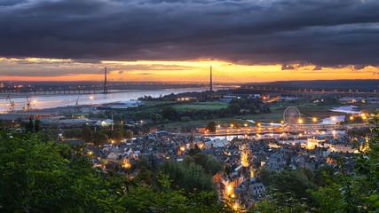 Honfleur , Normandie , France