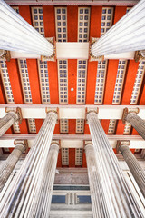 old columns