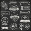 Chalkboard Design Elements - 78665227