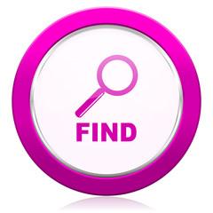 find violet icon