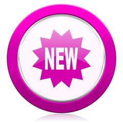 new violet icon