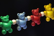 baby rattle bears toy old 2