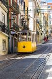 Fototapety Lisbon's Gloria funicular