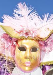 Maschera di carnevale, Venezia
