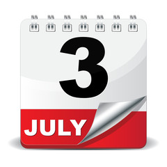3 JULY ICON