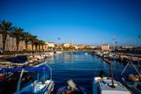 Split city centre view