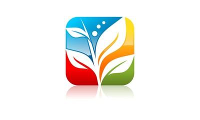 Leaf Logo 33