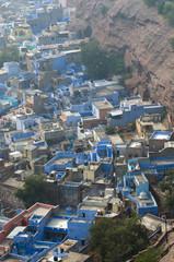 Aerial view of Jodhpur city