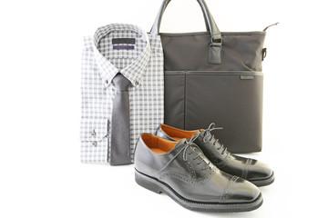 おしゃれな紳士靴と鞄