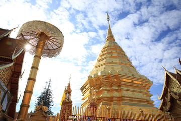 Wat Phrathat Doi Suthep ,thailand