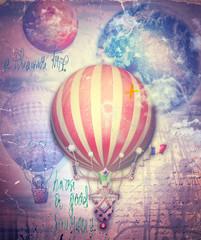 The magic flight series