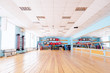 The interior of the dance studio - 78679037