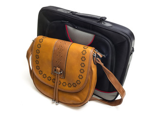 Women's bag and laptop case