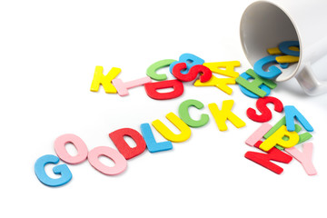 Good luck letters