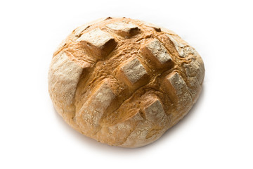 Pagnotta a scacchi, italian loaf