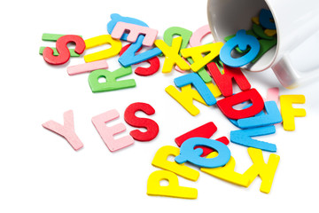 Yes letters