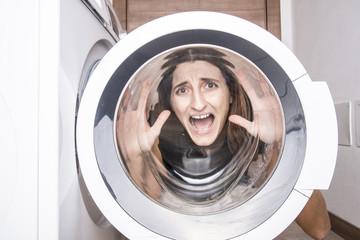 in lavatrice