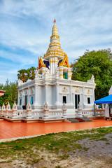 Buddist temple at Nai Harn, Phuket