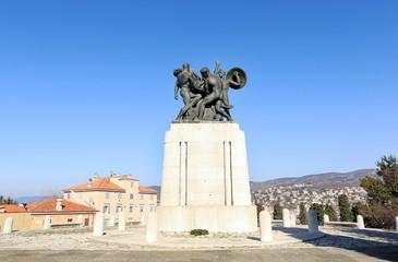 San Giusto war memorial