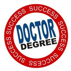 Doctor degree