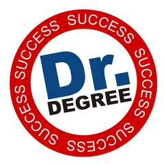 Dr. Degree - (Doctorate)