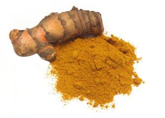 turmeric & powder