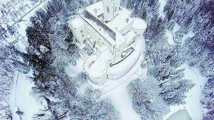 Castle Trakoscan in Croatia