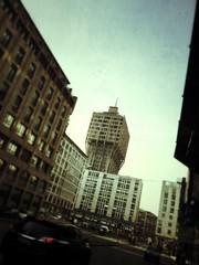 architettura anni sessanta a Milano