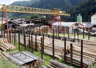 Fabbrica del legno
