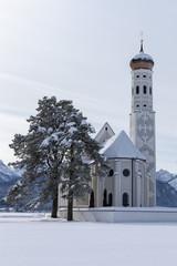 St Coloman near Schwangau, Germany