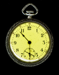 pocket watch;