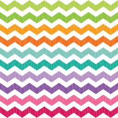 bright colorful seamless chevron pattern