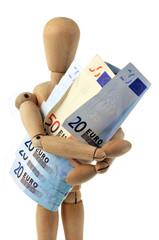 L'homme et son argent