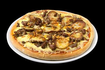 Pizza potatos gyros